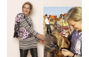 Biggi´s – All Age – Best Age Blog – Kamelreiten – mit Max natürlich!