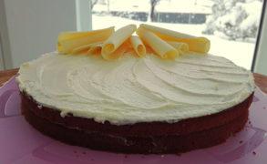 Red Velvet Cake – Backrezept