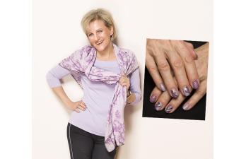 Biggi´s – All Age – Best Age Blog – Freitag – Farb Geometrie mit Nägeln!