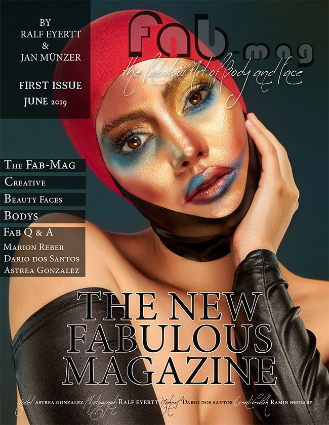 Fab-Mag Issue 1 June 2019