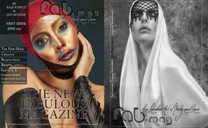 Fab-Mag.biz  unser erstes Print Magazin ist verfügbar