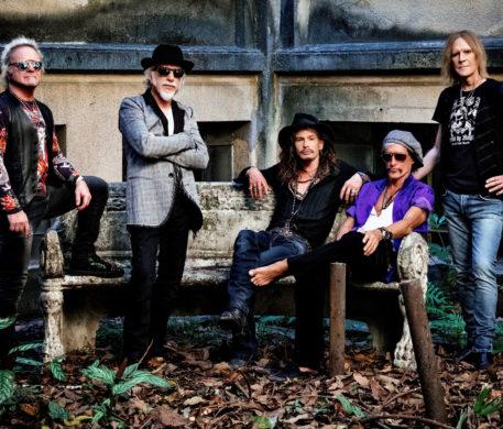 Konzertankündigung: Aerosmith kündigen neue Europatour an – mit Halt in Zürich
