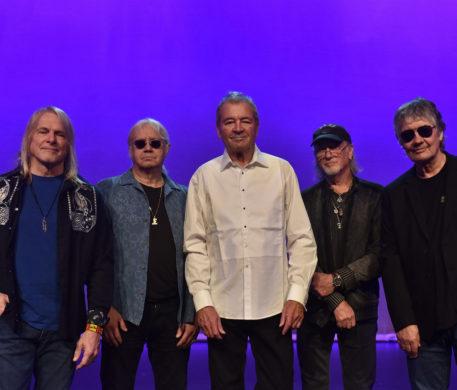 Konzertankündigung: Hard-Rock-Pioniere von Deep Purple rocken das Hallenstadion