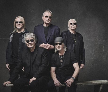 Neues Datum: Deep Purple rocken neu am 21. Oktober 2021 in Zürich